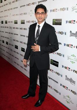 Adhir Kalyan at the premiere of &quot;Youth In Revolt.&quot;